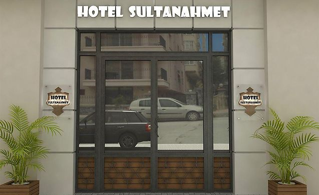 Sultanahmet Istanbul Business Accommodation In Old City Turkey